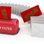E-mail spam filter