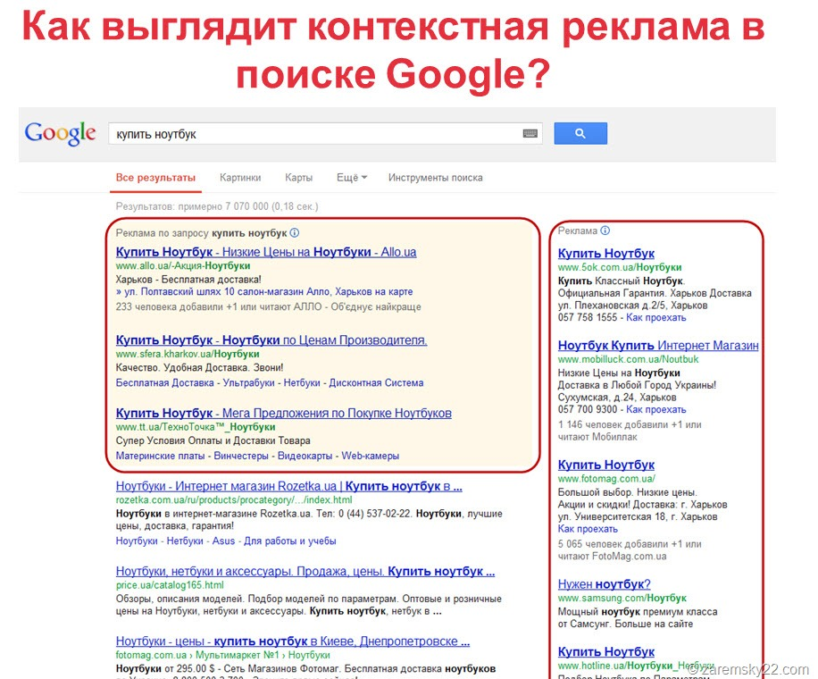 context-advertising-google